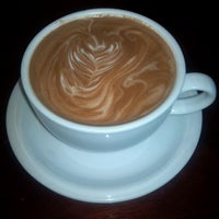 Photo taken at Jim & Patty's Coffee by Tim B. on 10/13/2011