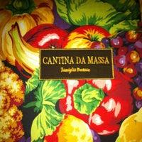Foto tirada no(a) Cantina da Massa por Bernardo F. em 1/12/2012