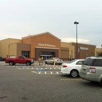 Photo taken at Walmart Supercenter by Deborah H. on 7/22/2011