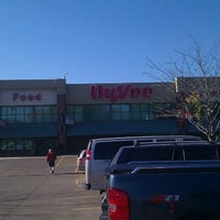 Photo taken at Hy-Vee by Magenta C. on 10/31/2011