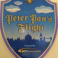 Photo taken at Peter Pan's Flight by Shiu S. on 1/15/2012