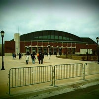 Photo taken at Mizzou Arena by JRo on 11/27/2011