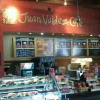 Photo taken at Juan Valdez Café by Eduardo Y. on 9/19/2011