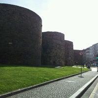 Foto tirada no(a) Praza de Ferrol por Diego C. em 10/7/2011