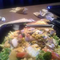 Photo taken at Zaxby's Chicken Fingers & Buffalo Wings by Gail B. on 9/7/2012