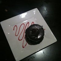 Photo taken at Vaiano Trattoria by Ahsan A. on 8/21/2011