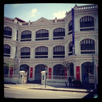 Photo taken at Peranakan Museum by @justbeingarlyn on 8/7/2012