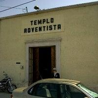 "Photo taken at Iglesia Adventista del Séptimo Día ""central"" Salamanca by Cesar M. on 5/19/2012"