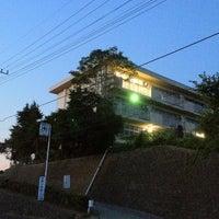 Photo taken at 寺原小学校 by Dai S. on 8/27/2012