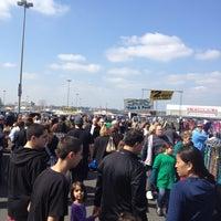 Photo taken at Meadowlands Flea Market by aaron r. on 3/17/2012