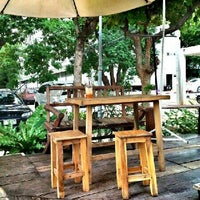 Photo taken at Black Angel Coffee (Infront of Research and Development Building) by Auzza P. on 6/30/2012