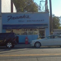 Photo taken at Franks Deli & Restaurant by Mark O. on 10/15/2011