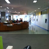 Photo taken at Duane G Meyer Library by China R. on 9/23/2011