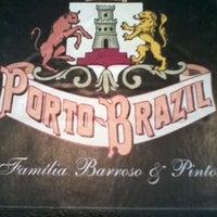Photo taken at Porto-Brazil by Ale H. on 11/7/2011