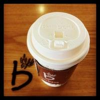Photo taken at Caffé bene by David Jaehyoung L. on 5/1/2012