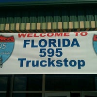 Photo taken at 595 Truckstop by Marnie H. on 11/5/2011