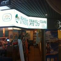 Photo taken at Muhibbah Travel - Tours & Trading Pte Ltd by Grag F. on 4/19/2012