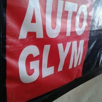 Photo taken at AUTO GLYM car wash by pani v. on 9/24/2011