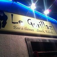 Photo taken at Le Gorillaz by Privat B. on 10/6/2011
