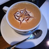 Photo taken at Nespresso Boutique Bar by Akeel H. on 1/15/2011