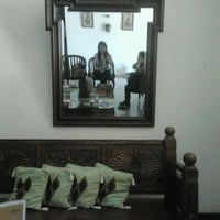 Photo taken at Aluna Home Spa (ex. Bala Bale Spa) by Alam Maniezz on 9/25/2011