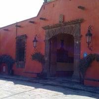 Photo taken at Fiesta Americana Hacienda Galindo by Marianela G. on 10/10/2011