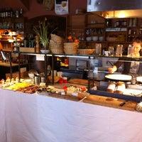 Photo taken at Cafe der Provinz by Reiner K. on 1/22/2011