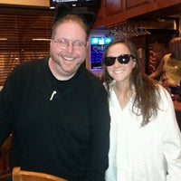 Photo taken at Gill Street Sports Bar & Restaurant by Amy P. on 11/1/2011