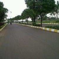 Photo taken at Gerbang Grand Depok City by Veronica L. on 11/14/2011