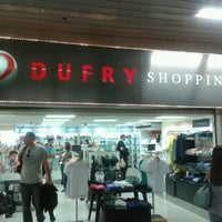 Photo taken at Dufry Shopping by Julio R. on 1/1/2012