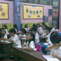 Photo taken at Bagong Barangay Elem School by Yesh Q. on 1/10/2012