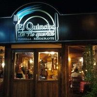 Foto tomada en El Quincho del Tio Querido por Fernando F. el 10/5/2011