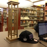 Photo taken at Council Bluffs Public Library by Paige O. on 4/16/2012