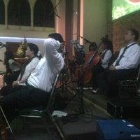 Photo taken at GKI Samanhudi by Timothius A. on 7/21/2012