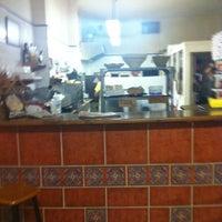 Das Foto wurde bei A banana Pizzes von Sergi am 6/11/2012 aufgenommen