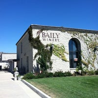 Photo taken at Baily Vineyard & Winery by Pharoh on 8/18/2011