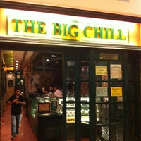 Photo taken at The Big Chill Cafe by Ravi L. on 8/18/2012