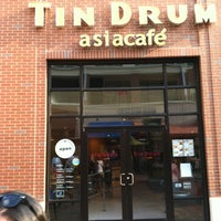 Photo taken at Tin Drum Asian Kitchen - Atlantic Station by Mary L. on 5/25/2012