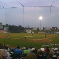 Photo taken at FirstEnergy Park by Andrew Y. on 7/23/2011