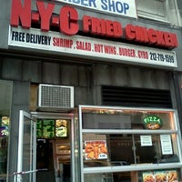 Photo taken at NYC Fried Chicken Corporation by Freddy P. on 4/22/2011