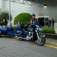 Photo taken at Seminole Harley-Davidson by Mickey K. on 10/18/2011