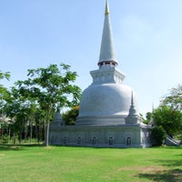 Photo taken at Ancient Siam by 4sq Thailand on 8/9/2011