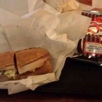 Photo taken at Potbelly Sandwich Shop by Kaywan S. on 10/7/2011