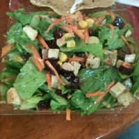 Photo taken at Green Green Salad by German L. on 8/11/2012