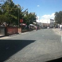 Photo taken at San Luis de la Paz by Mariana L. on 4/6/2012