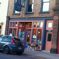 Photo taken at Black Cat Coffeehouse by Steve M. on 10/15/2011