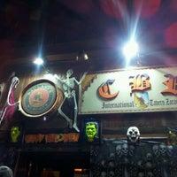 Photo taken at CBR International Tavern by Eduardo B. on 10/31/2011