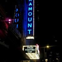 1/28/2012 tarihinde Adrienne M.ziyaretçi tarafından Paramount Theatre'de çekilen fotoğraf