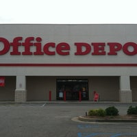 Photo taken at Office Depot by Michelle L. on 7/26/2011