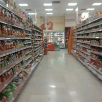Photo taken at Migros by Ömer Hakan B. on 11/15/2011